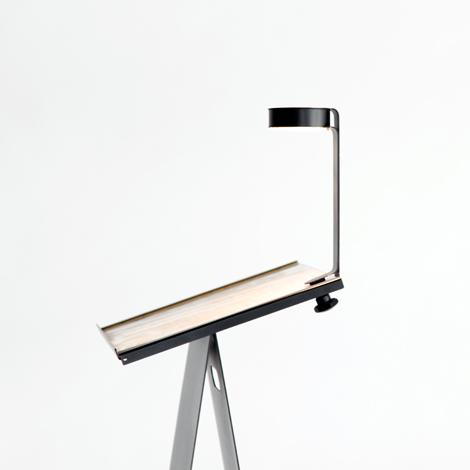 lampara atril exterior