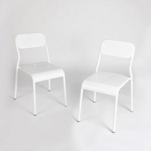 sillas aluminio