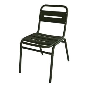 sillas cafetería