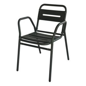 sillas aluminio exterior